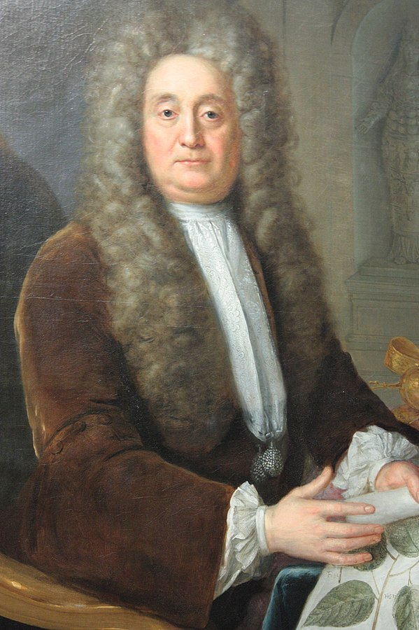 Sir Hans Sloane by Stephen Slaughter 1736