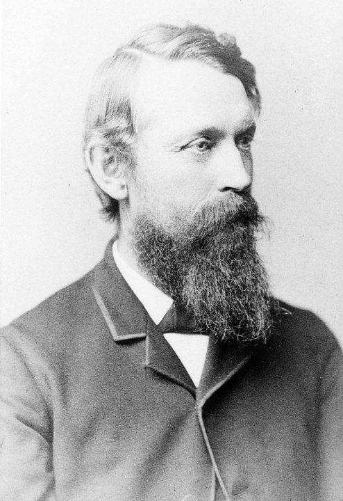 Joseph Trimble Rothrock Portrait
