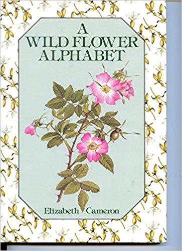 A Wild Flower Alphabet by Elizabeth Cameron