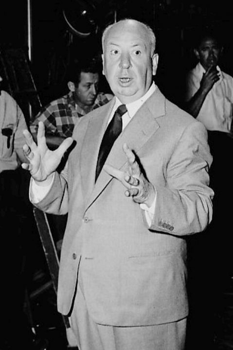 Alfred Hitchcock 1955