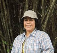 Gloria Galeano courtesy NY Botanic Garden