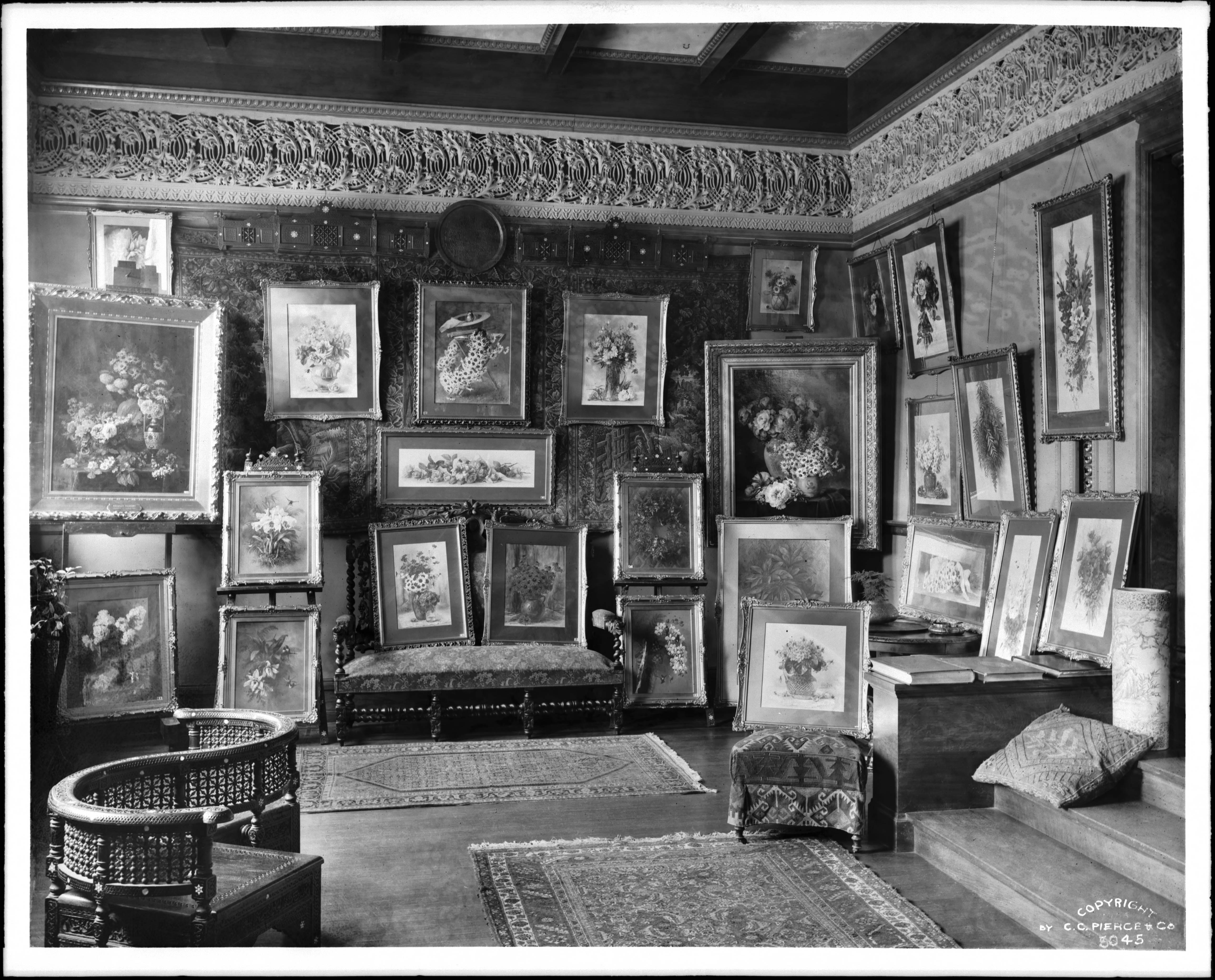 Paul de Longpré Home Gallery