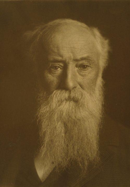 John Burroughs, 1921