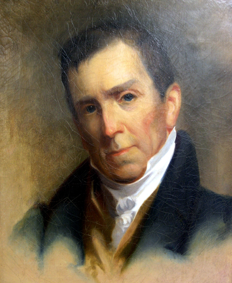 William Darlington by John Neagle 1825