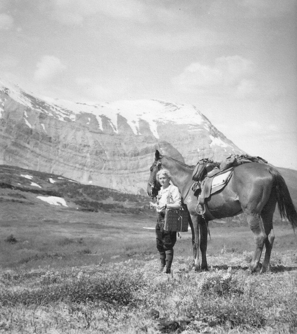 Mary Gibson Henry courtesy Royal BC Museum