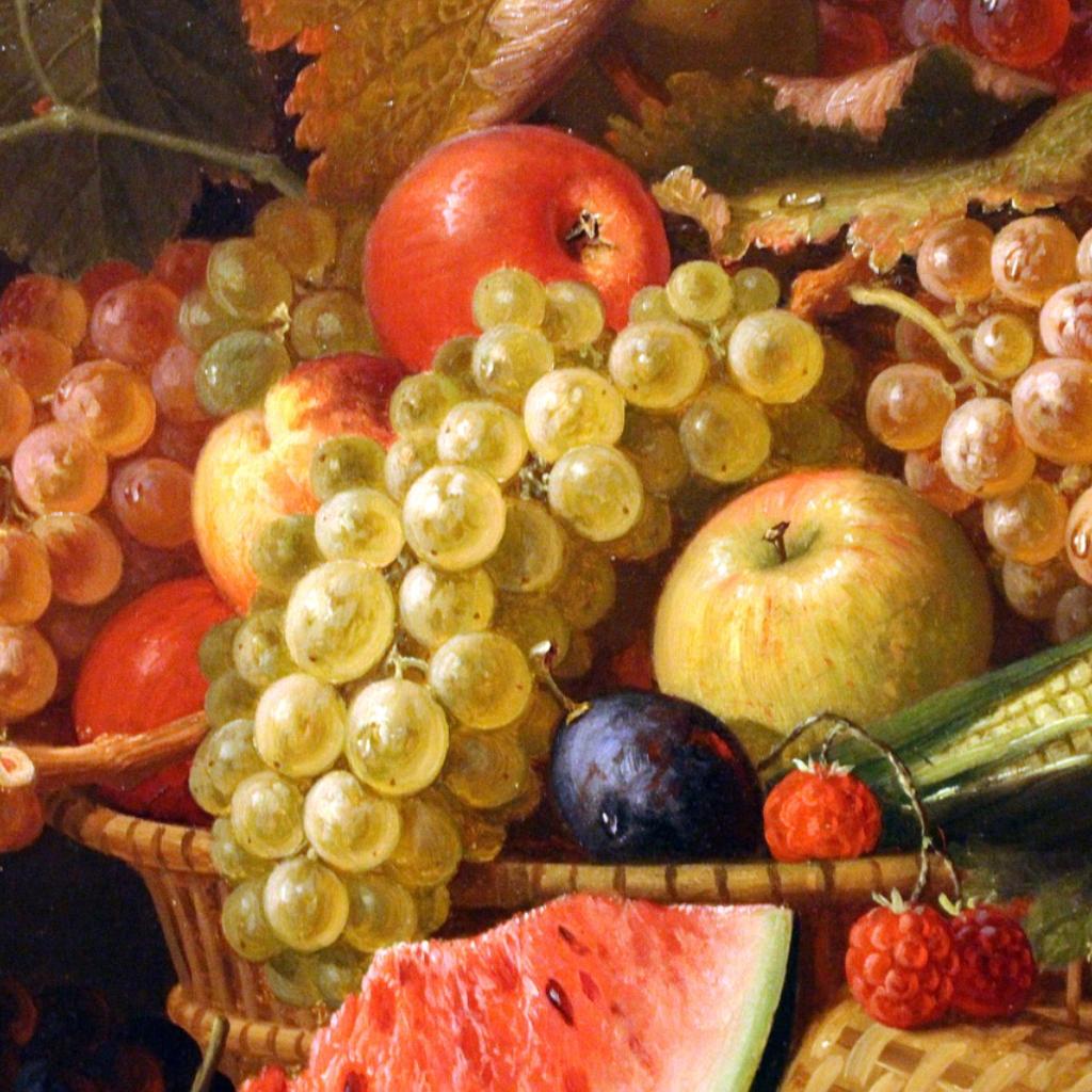 Art is a Fruit That Grows In Man