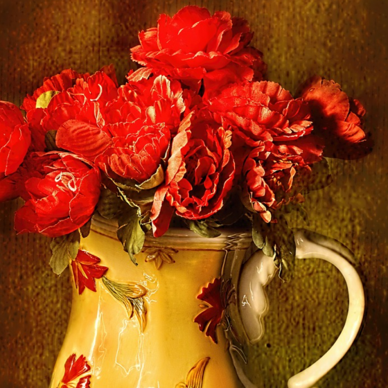 Art is the Flower