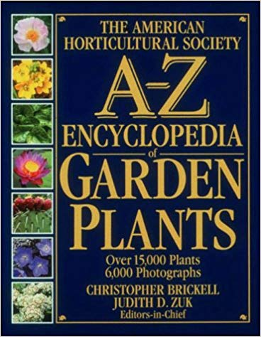 The AHS A-Z Encyclopedia of Garden Plants by Christopher Brickell