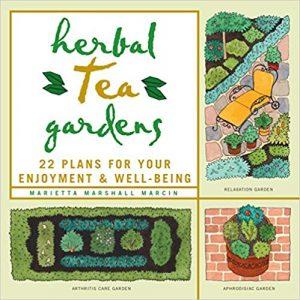 Herbal Tea Gardens by Marietta Marshall Marcin