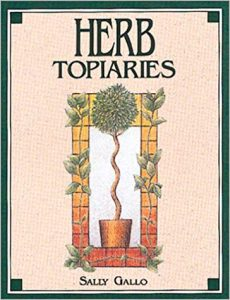 Herb Topiaries by Sally Gallo