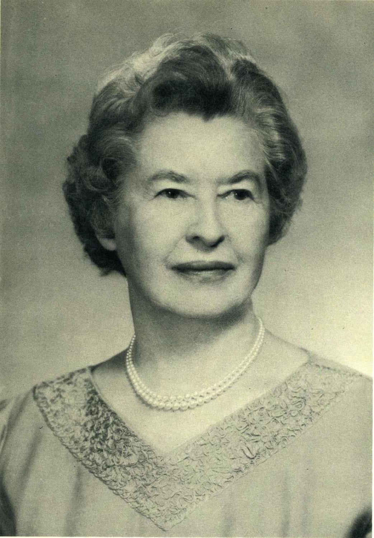 Bonaro W. Overstreet