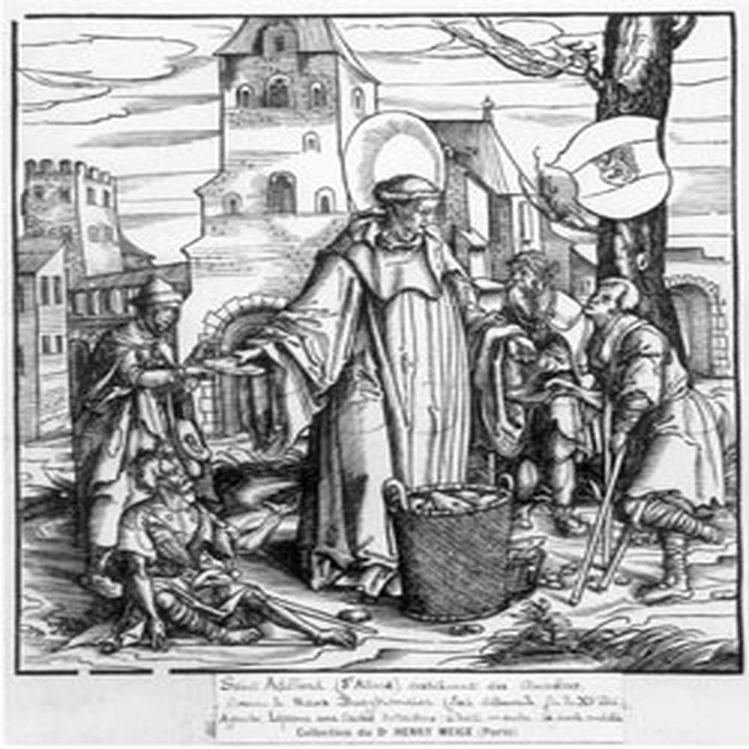 Saint Adelard