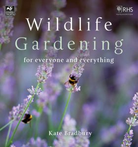 Wildlife Gardening by Kate Bradbury