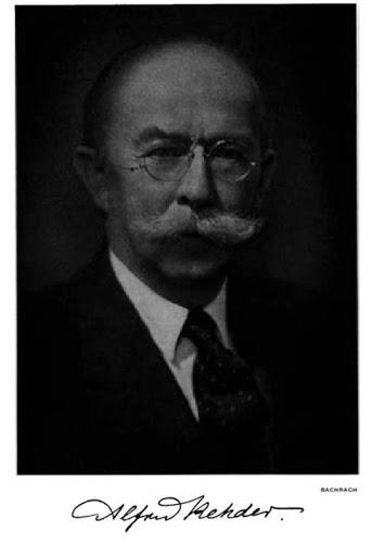 Alfred Rehder