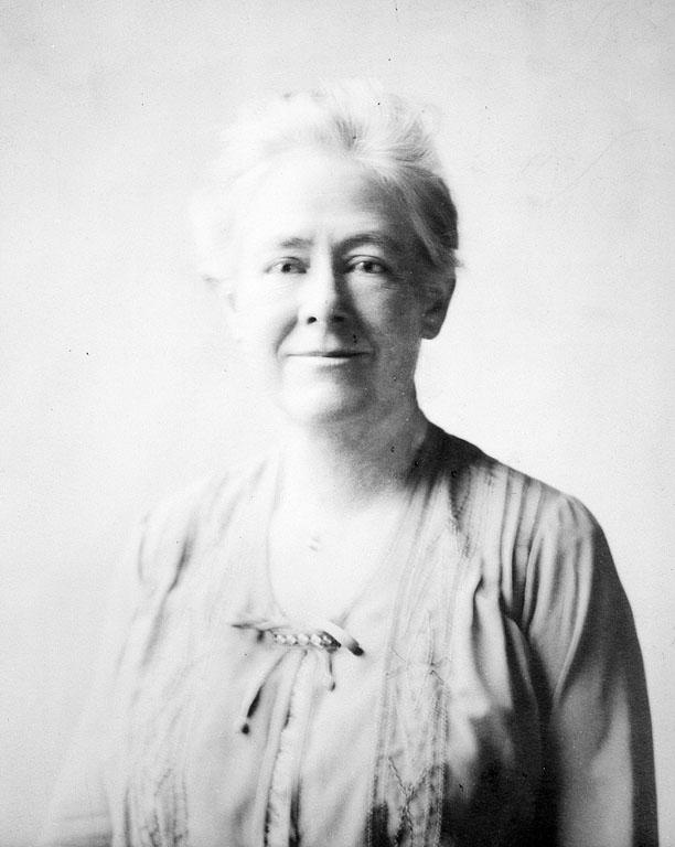 Mary Vaux Walcott