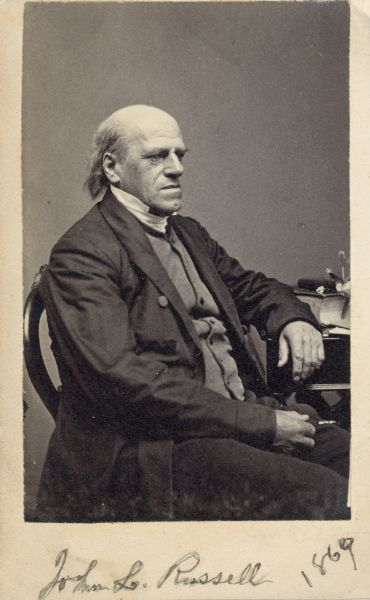 John Lewis Russell
