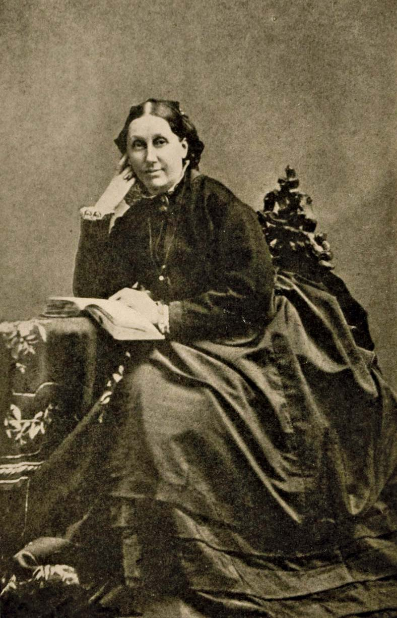 Elizabeth Agassiz