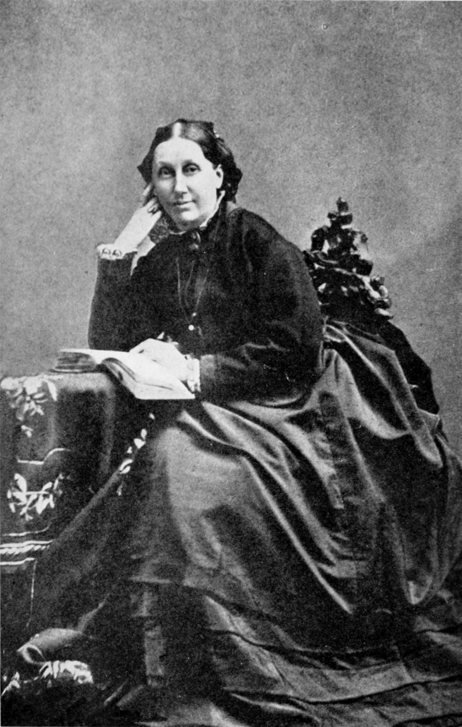 Elizabeth Cabot Agassiz