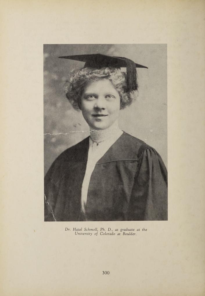 Hazel Marguerite Schmoll