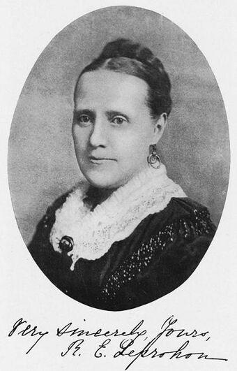 Rosanna Eleanor Leprohon