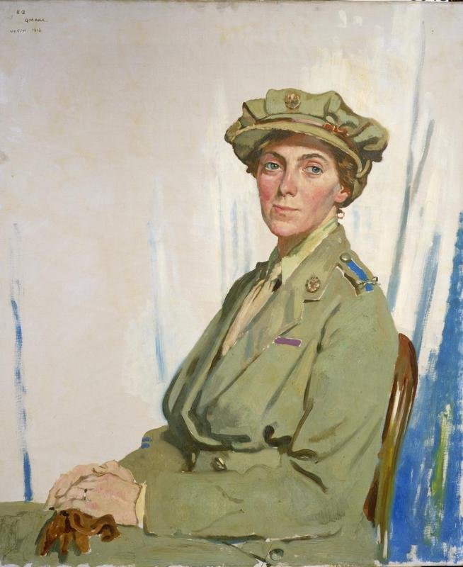Dame Helen Gwynne-Vaughan