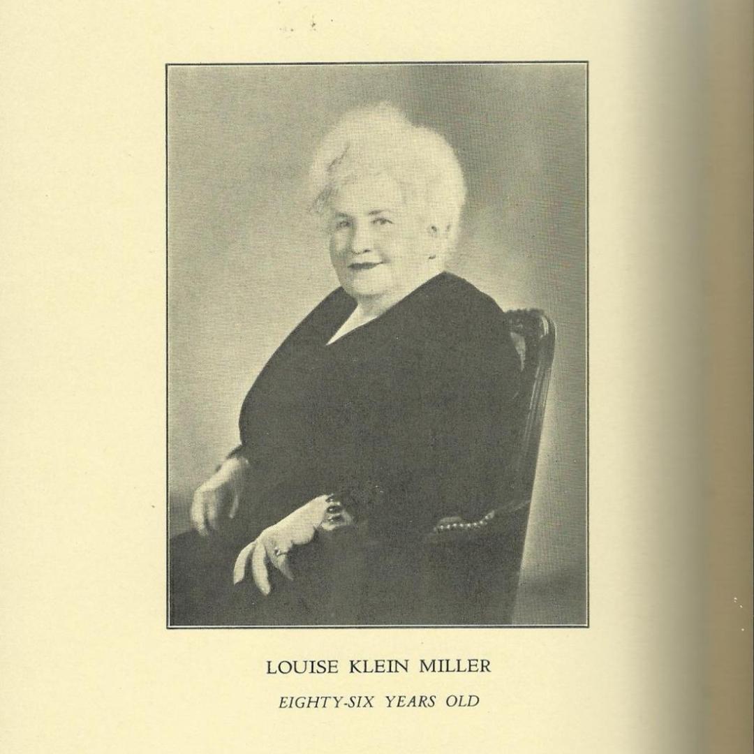Louise Klein Miller