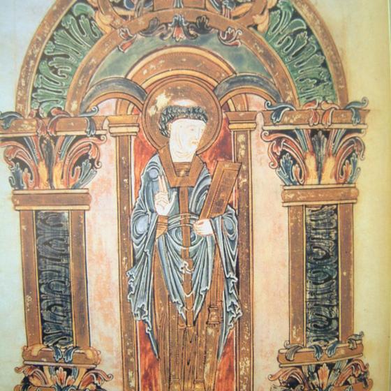 St. Swithin Mural