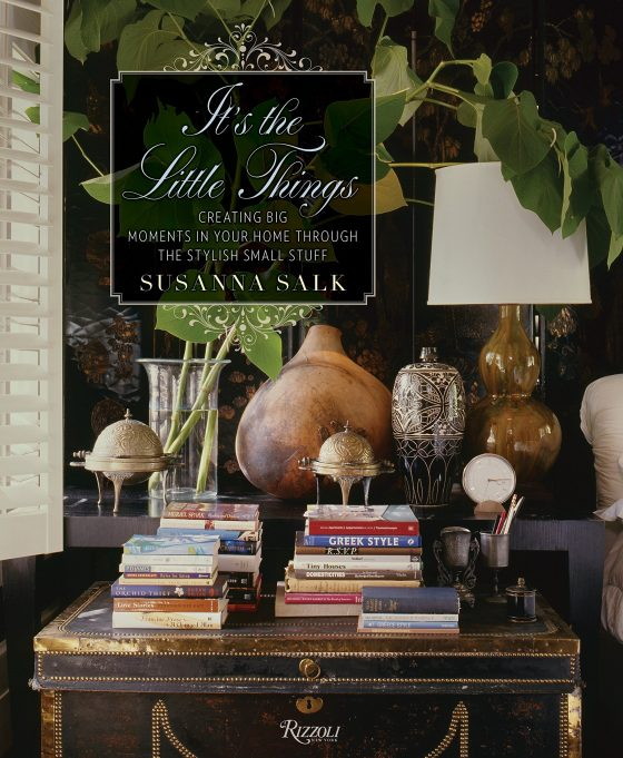 It's the Little Things by Susanna Salk