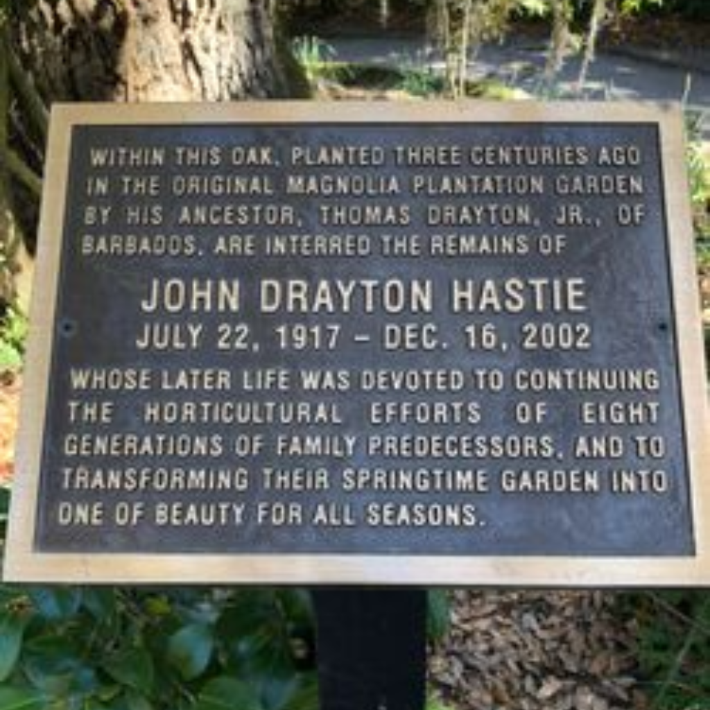 John Drayton Hastie