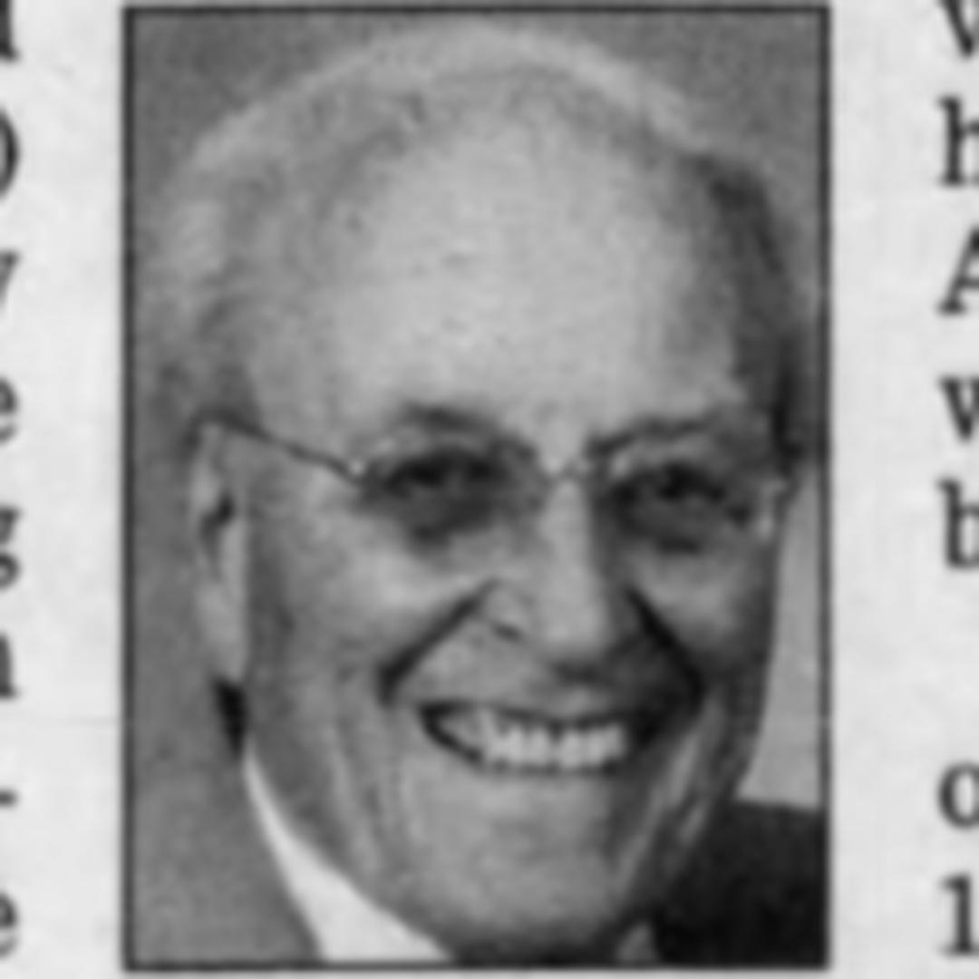 Robert Bickelhaupt Obituary headshot