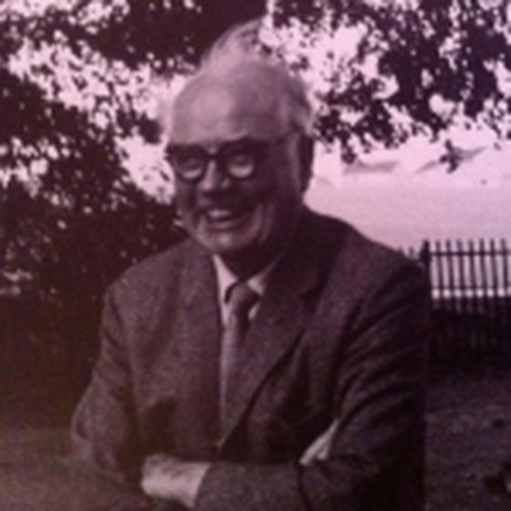 Sir Geoffrey Jellicoe