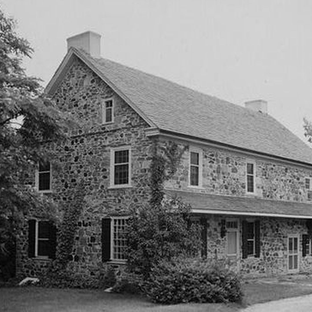 Humphrey Marshall's Home
