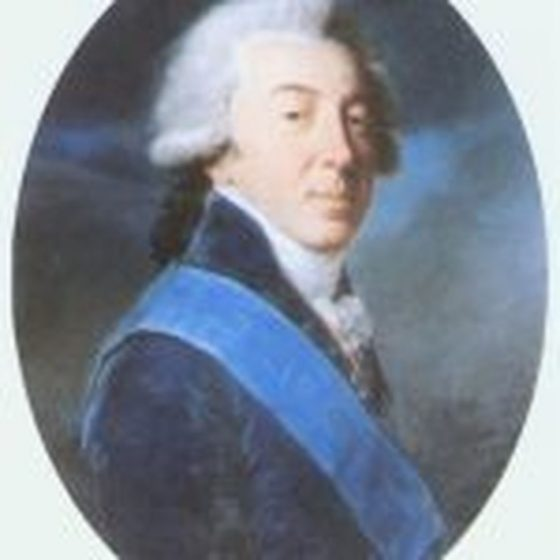 Count Nikolay Rumyantsev