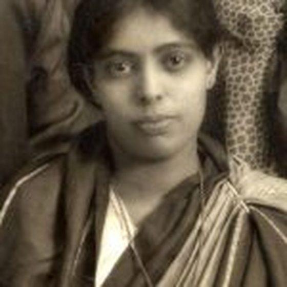 EK Janaki Ammal