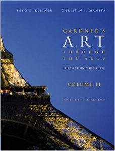 Gardner's Art Through the Ages by Fred S. Kleiner
