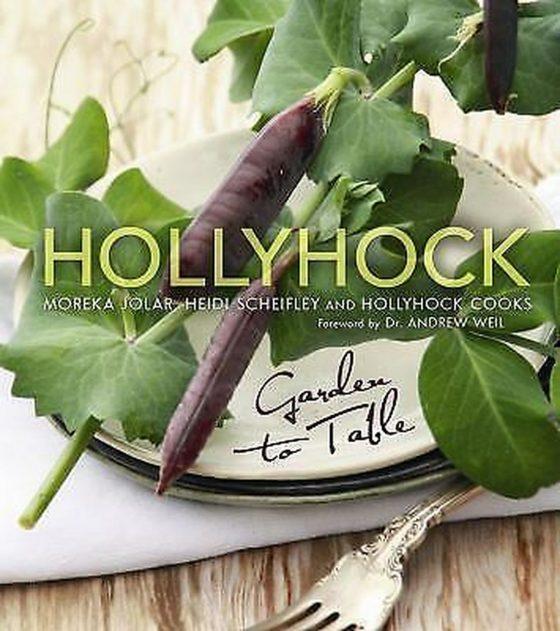 Hollyhock by Moreka Jolar, Heidi Scheifley, et al.