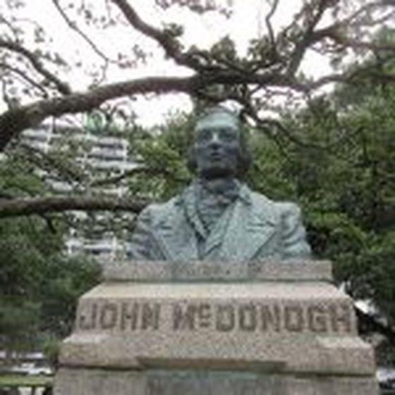 John McDonogh