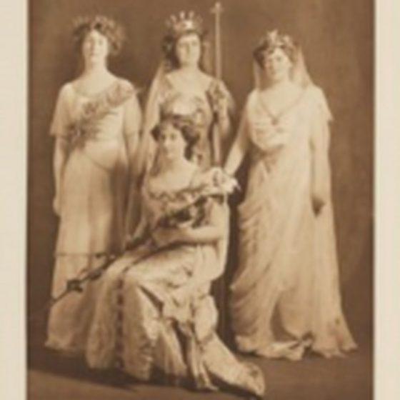 Lady Joan Margaret Legge