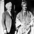 Yogi Yogananda and Luther Burbank