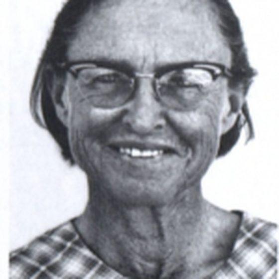 Elsie Elizabeth Esterhuysen