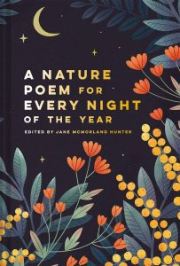 A Nature Poem for Every Night of the Year by Jane Hunter