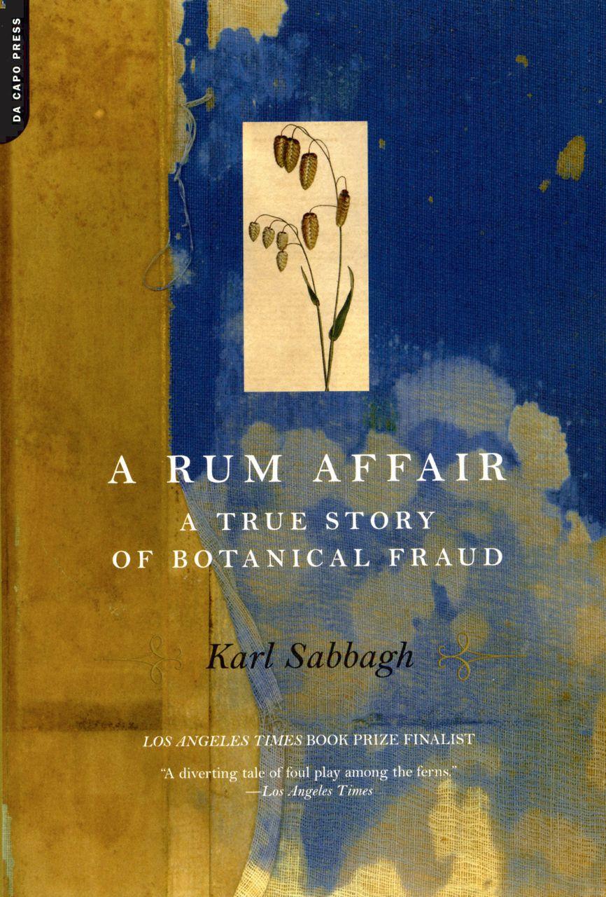 A Rum Affair by Karl Sabbagh