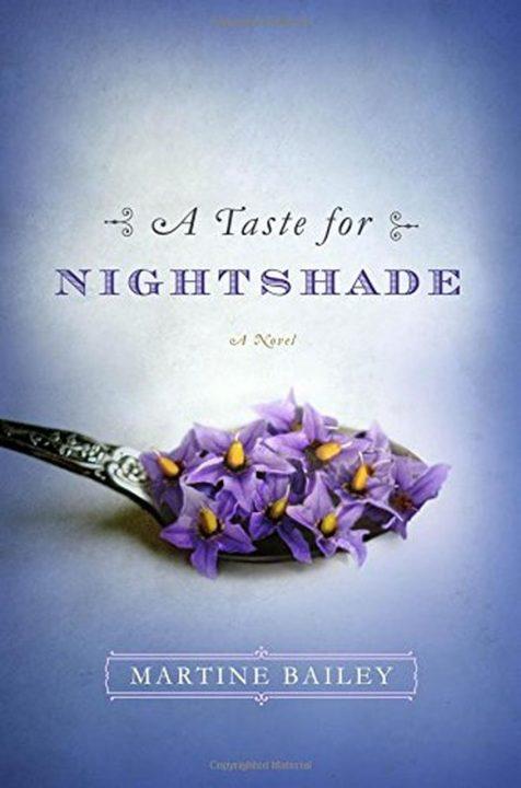 A Taste for Nightshade by Martine Bailey