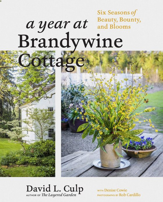 A Year at Brandywine Cottage by David L. Culp