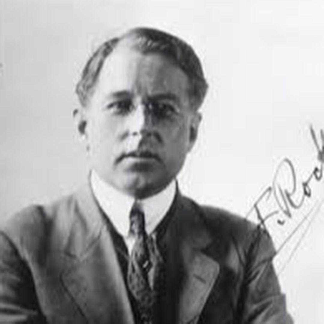 Joseph Francis Rock