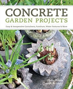 Concrete Garden Projects by Camilla Arvidsson and Malin Nilsson