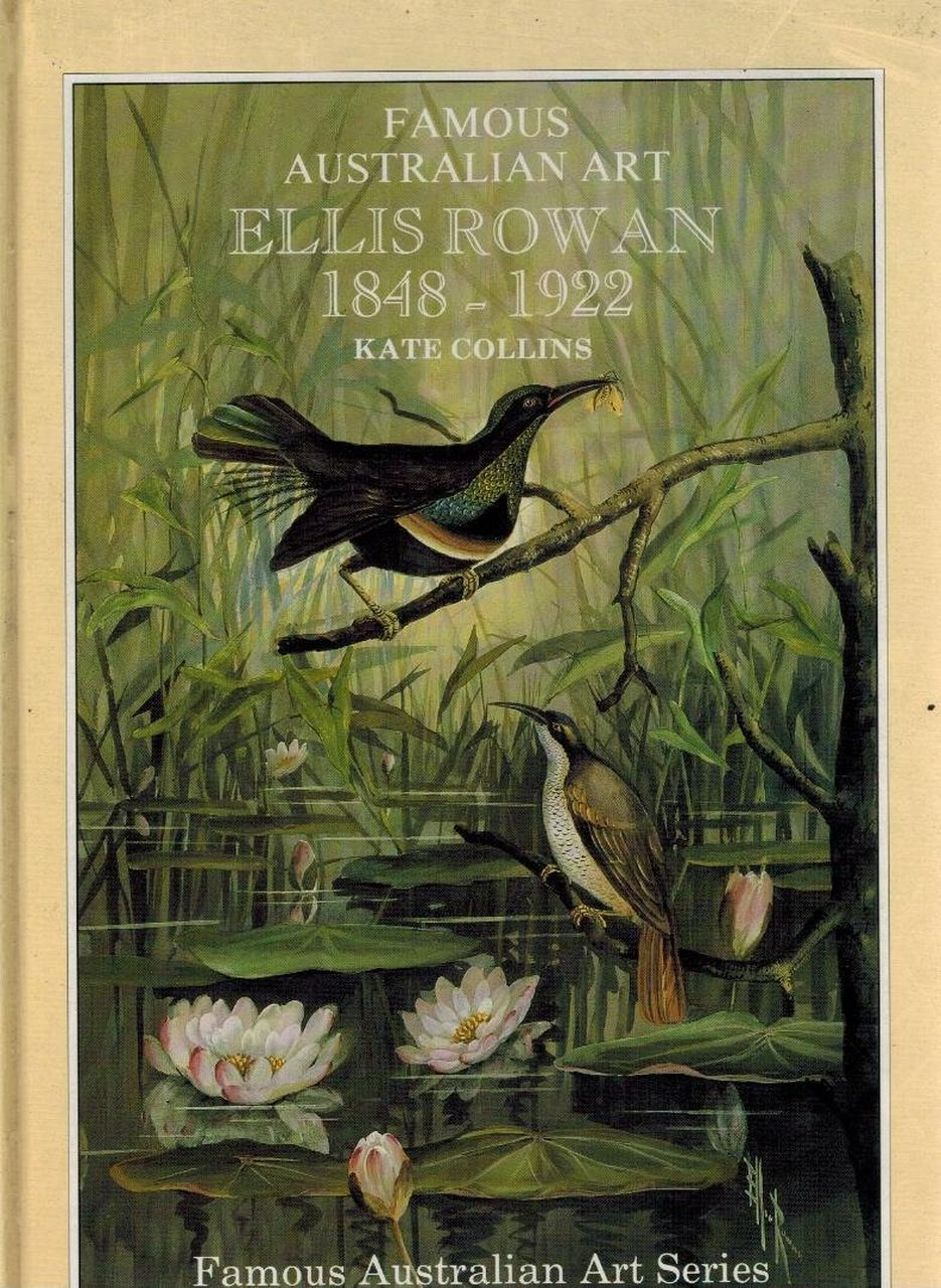 Ellis Rowan by Kate Collins