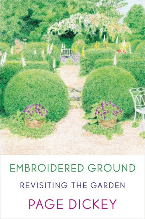 Embroidered Ground by Page Dickey