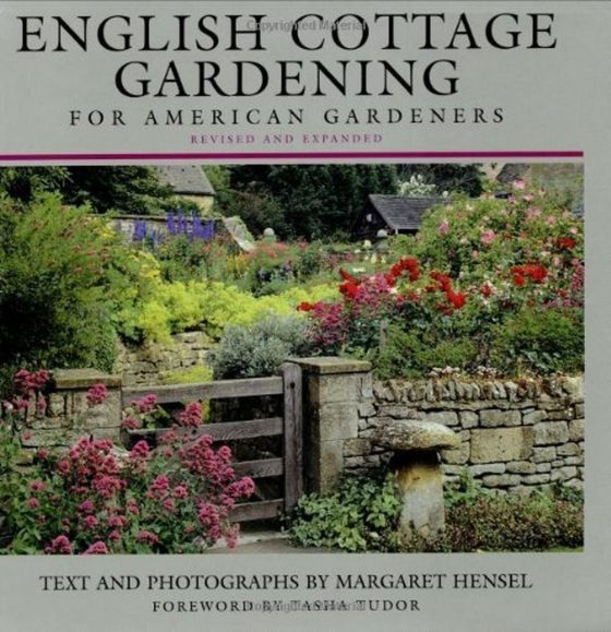 English Cottage Gardening by Margaret Hensel