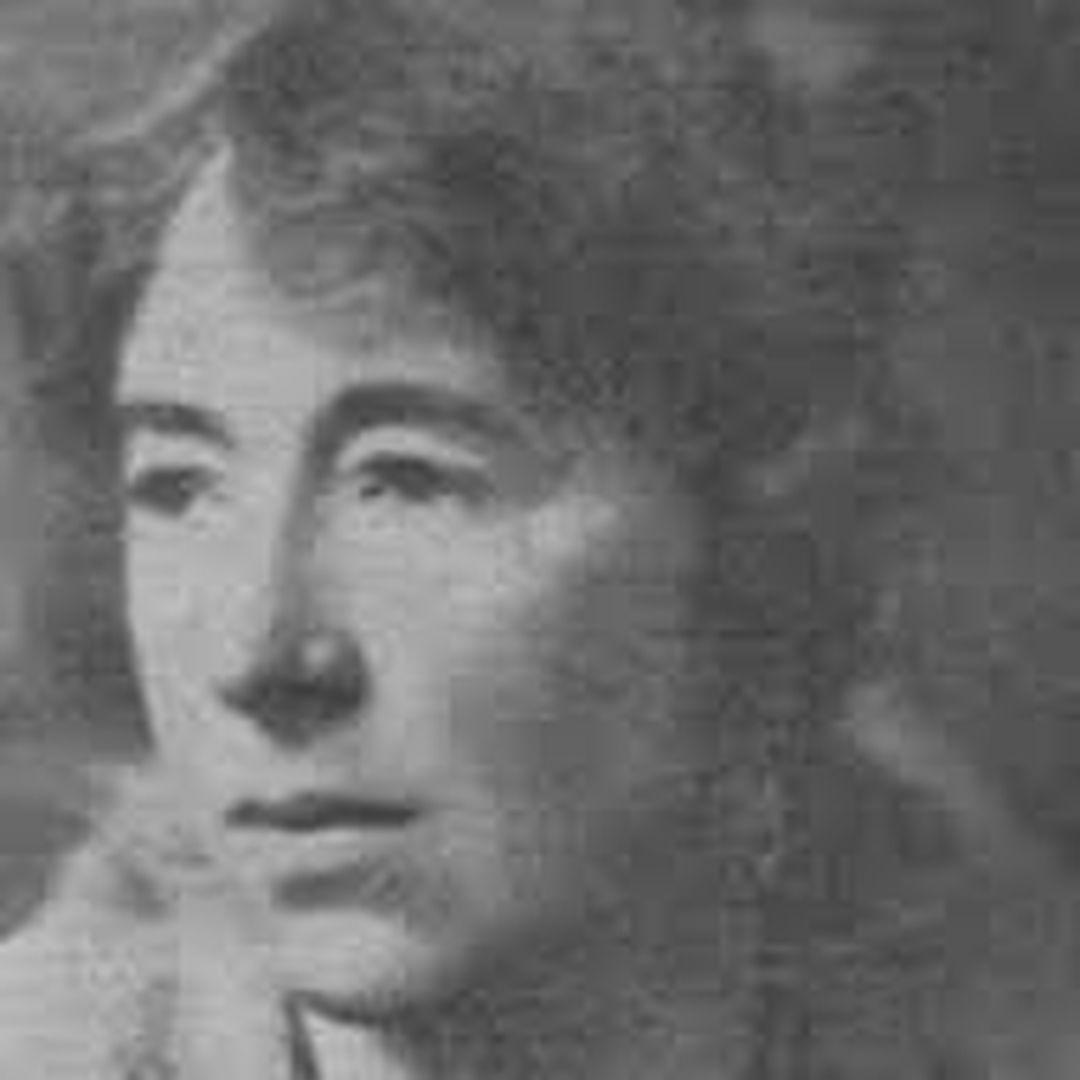 Winifred Mary Letts